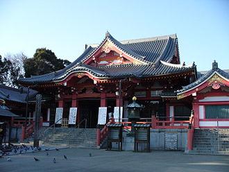 Ama, Aichi - Jimoku-ji temple