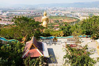 Xishuangbanna Dai Autonomous Prefecture Autonomous prefecture in Yunnan Province, China