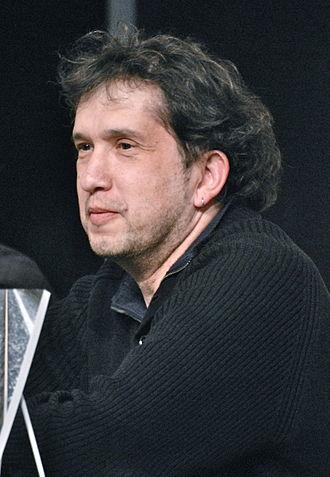 Joan-Lluís Lluís - Joan-Lluís Lluís in 2012