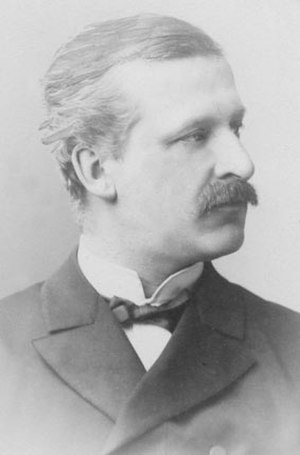 League of Free Liberals - Joan Röell, Prime Minister from 1894 to 1897.