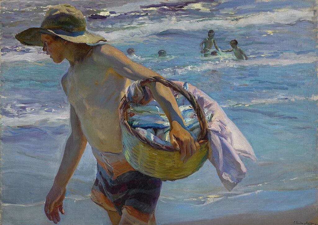 Joaquín Sorolla y Bastida - El pescador.jpg
