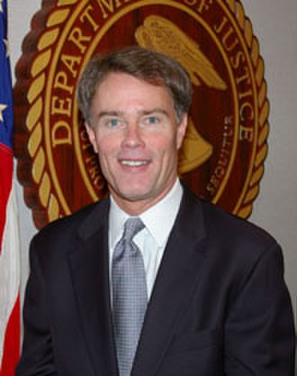 Joe Hogsett - Image: Joe Hogsett US Attorney
