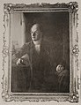 Johan Ludvig Runeberg. Oil painting by J. Knutson, Society of Swedish Literature in Finland, Runebergbibliotekets bildsamling, slsa1160 375.jpg