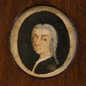 Johann Adolf Scheibe - Johann Adolph Scheibe.