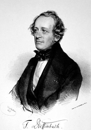 Johann Friedrich Dieffenbach - Johann Friedrich Dieffenbach, 1840