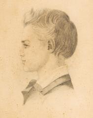 Portrait of Johannes Hage