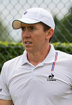 Smith en Wimbledon 2015