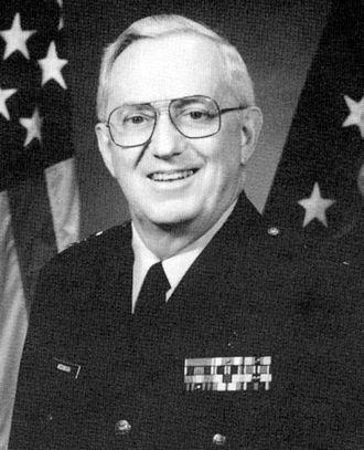 John P. McDonough (chaplain) - Image: John Mc Donough