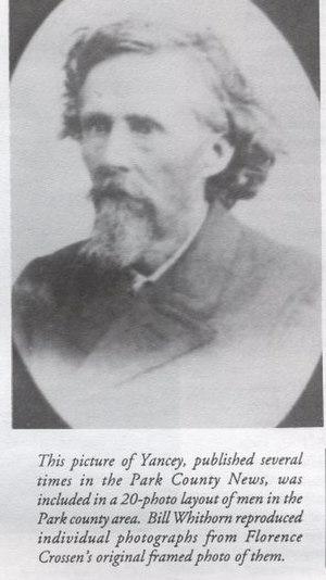 John F. Yancey - Image: John Yancey Portrait