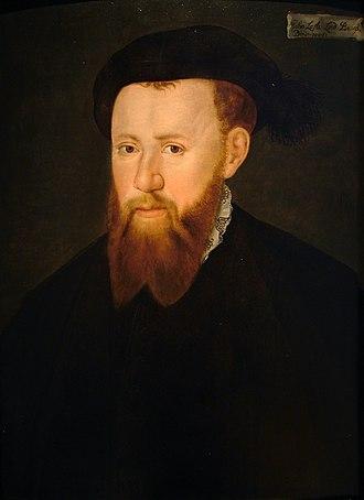 Baron Braye - John Braye, 2nd Baron Braye