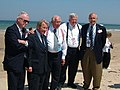 John Dingell, Dennis Hastert, Bob Michel, Ralph Regula, and Amo Houghton.jpg