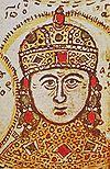 John IV Laskaris miniature