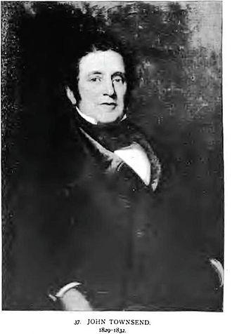 John Townsend (mayor) - John Townsend