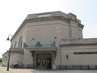 Joliet Union Station - Image: Joliet Union Station