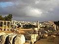 Jordan, Jerash Temple of Zeus (vestiges); DSCN0723.jpg