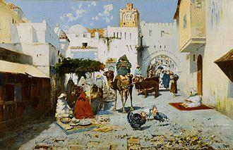 Tangier - The souk