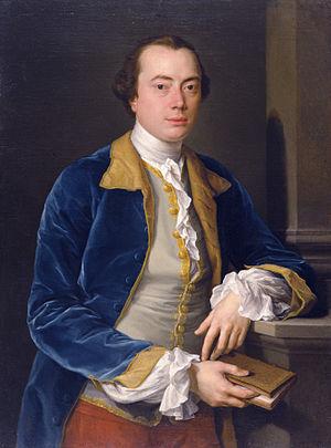 Straffan - Joseph Henry of Straffan (Pompeo Batoni, ca. 1750–1755)