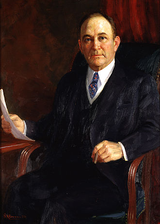 68th United States Congress - Minority leader Joseph T. Robinson