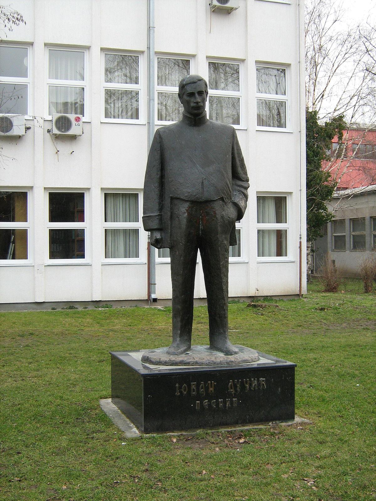 File Jovan Ducic Sombor Jpg Wikimedia Commons