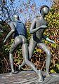 Juist, Skulptur -Strandläufer- -- 2014 -- 3650.jpg