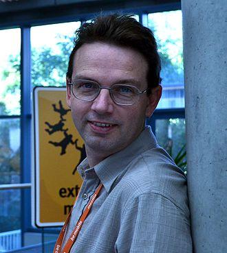 Julian Seward - Image: Julian Seward, 2011 09 15