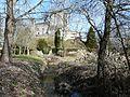 Julie Tour-Blanche pied château amont (2).JPG