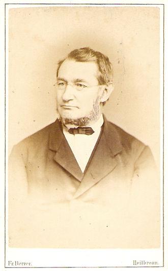 Julius von Mayer - Julius Robert von Mayer