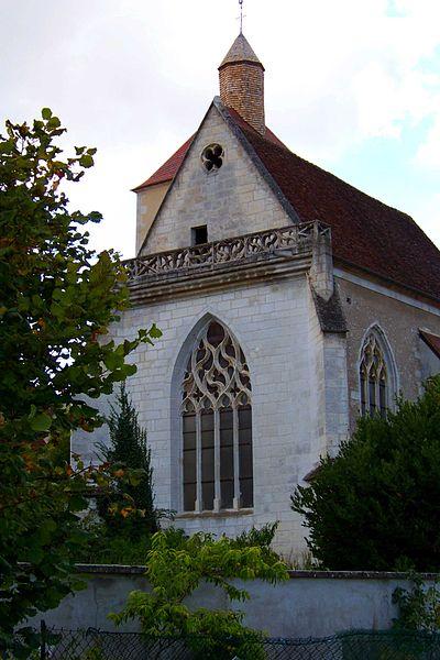 Église Notre-Dame de Jussy