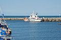 Kühlungsborn, Hafen, Anleger Seenotrettung (2).JPG
