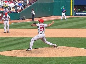 Francisco Rodríguez (Venezuelan pitcher) - Rodríguez with the Los Angeles Angels of Anaheim in 2005