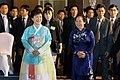 KOCIS Korea President Park Hanbok AoDai FashionShow 01 (9713089765).jpg