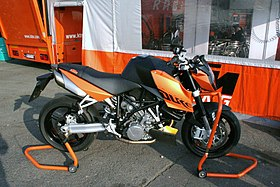 Image illustrative de l'article KTM 990 Super Duke