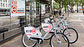 KVB-Rad - Mietfahrräder von nextbike am Neumarkt Köln-8825.jpg