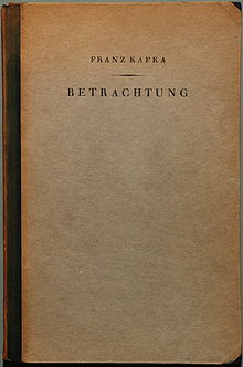 Contemplation Short Story Collection Wikipedia