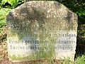 Kaisereiche-Kottenforst Gedenkstein.JPG