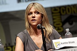 Kaitlin Olson at the 2013 San Diego Comic Con International.jpg
