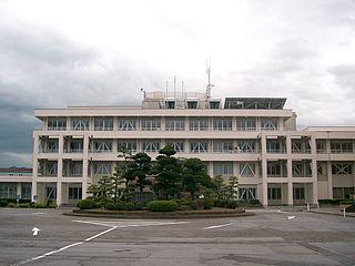 Kamiichi, Toyama Town in Chūbu, Japan