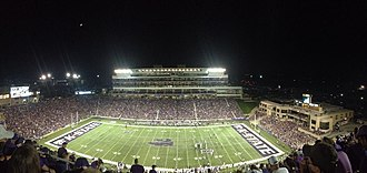 Bill Snyder Family Football Stadium - Kansas State vs Stephen F. Austin on August 30, 2014