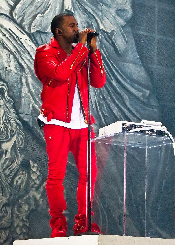 Kanye West at Revel Ovation Hall