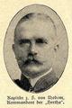 Kapitän zur See Guido von Usedom, Kommandant der 'Hertha', 1900.png