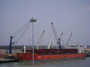 Karaikal port - Karaikal Port