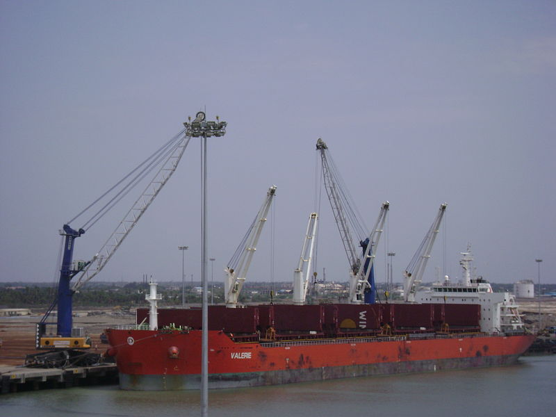 File:Karaikal port.jpg