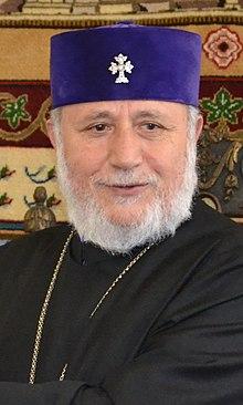 Seine Heiligkeit Karekin II. Nersessian Oberster Patriarch und Katholikos aller Armenier