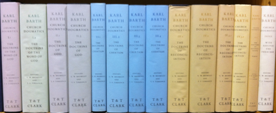 A set of Barth's Church Dogmatics in English