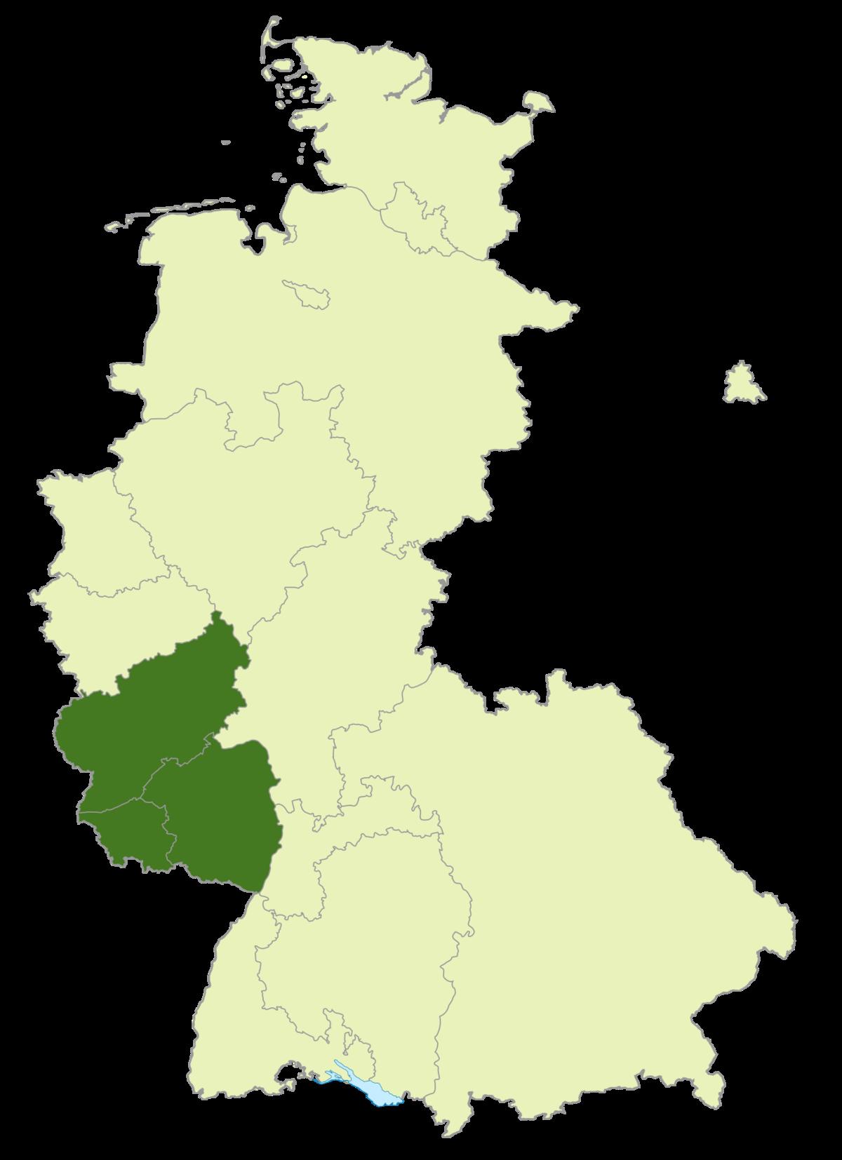 Oberliga Südwest (1945–1963) - Wikipedia