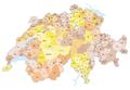 Karte Bezirke und Kreise der Schweiz farbig 2013.png