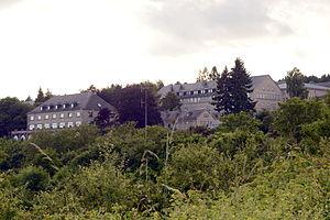 Herrenberg, Luxembourg - Herrenberg-Barracks