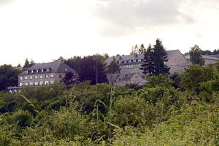 hill in Luxembourg