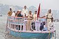 Kashi Naresh Anant Narayan Singh on the ocassaion of Nag Nathaiya festival in Varanasi.jpg