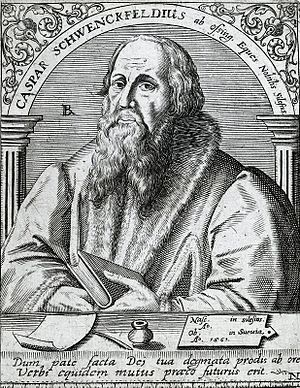 Caspar Schwenckfeld - Kaspar Schwenkfeld